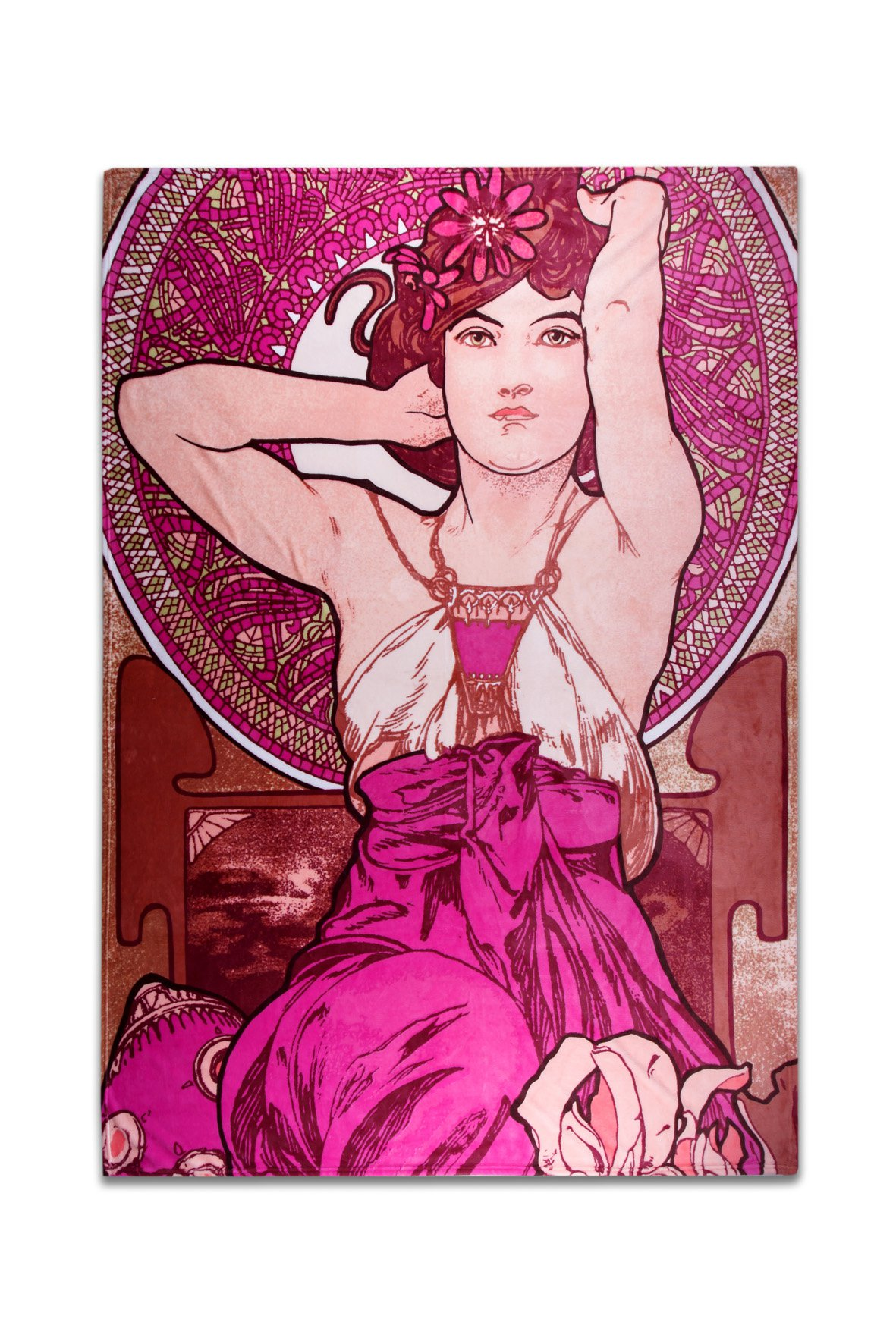 DEKA AMETYST, Alfons Mucha SLEEP WELL® - 150x200cm