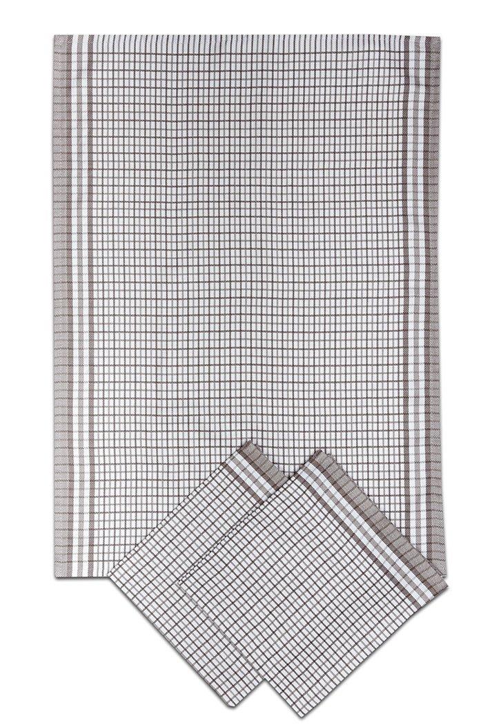 Svitap utěrky bambusové  Malá kostka šedá - 3ks 50x70 cm