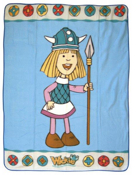 Dětská deka fleece 130x170 cm - VIKING