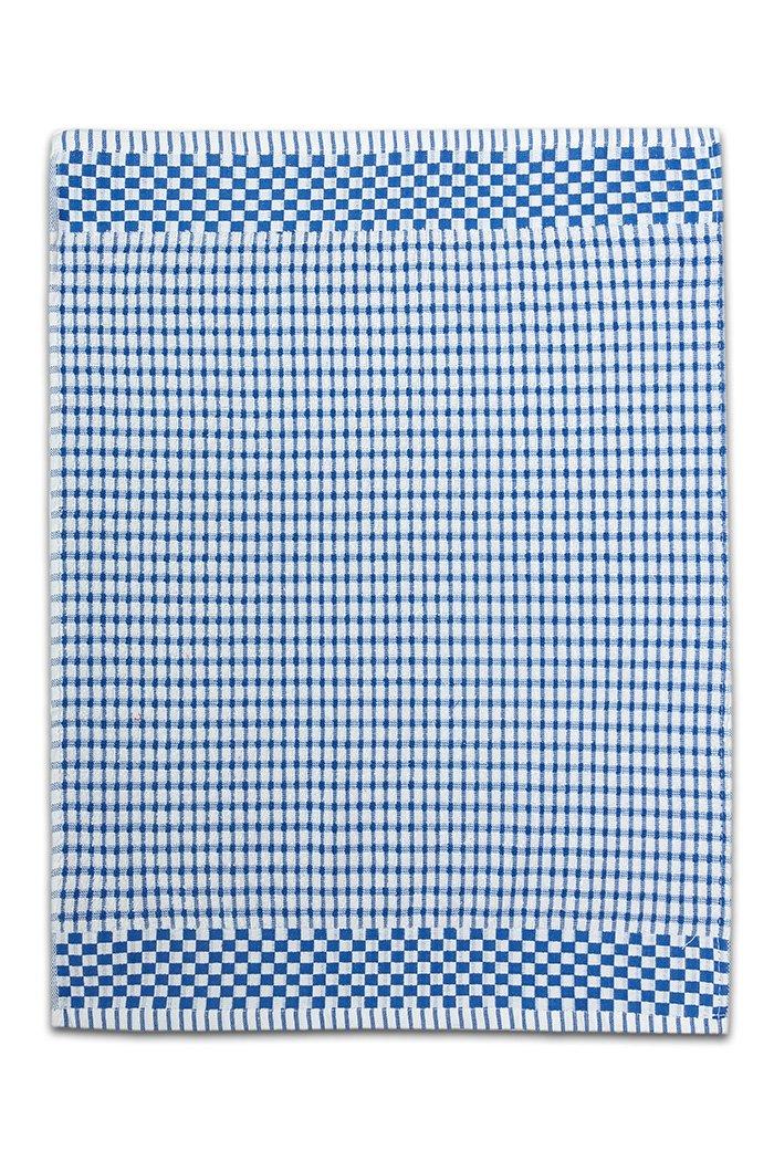 Froté utěrka / ručník KOSTKA 50x70 cm - Modrá