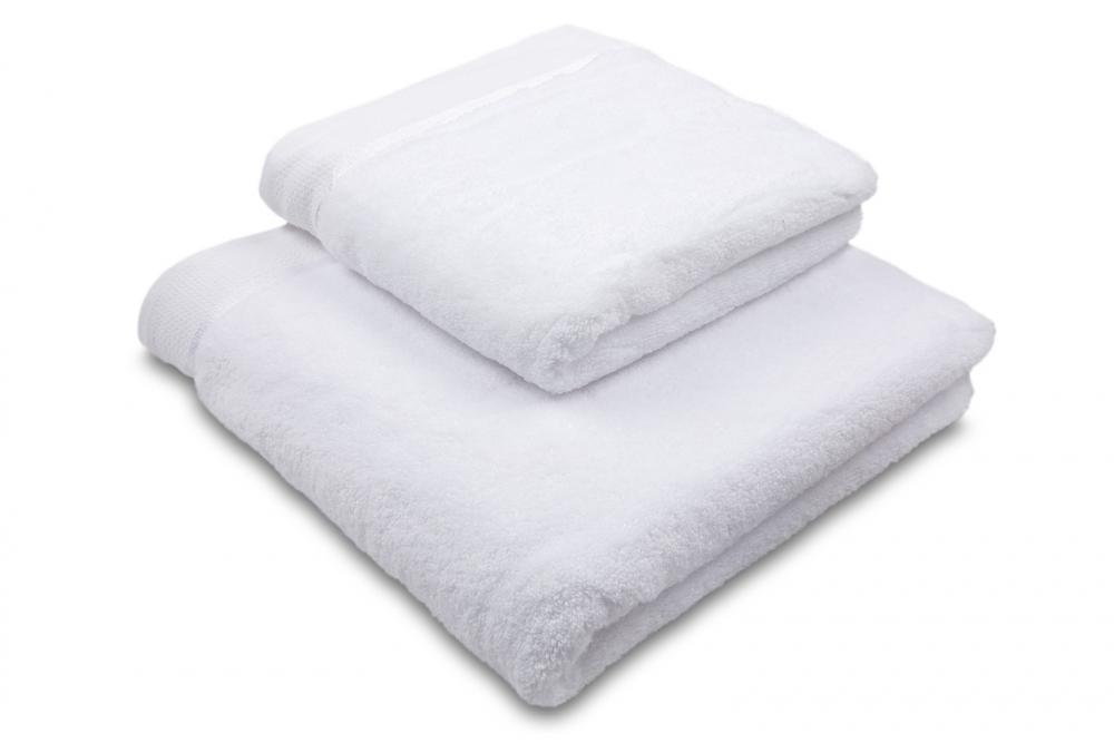Osuška mikrobavlna SLEEP WELL® - 70x140cm - BÍLÁ