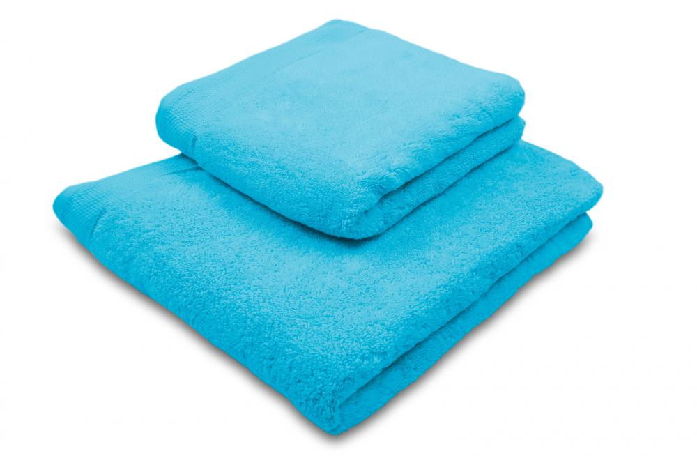 Osuška mikrobavlna SLEEP WELL® - 70x140cm - TYRKYSOVÁ