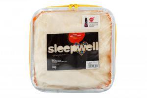 Prostěradlo z mikroflanelu SLEEP WELL® - do dětské postýlky 60x120 cm - MĚSÍČNÍ TŘPYT