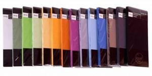 Prostěradlo 100% bavlna jersey – 90x200 cm - světle modrá