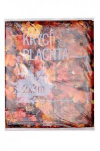 Podzimní listí - plachta 2x3m