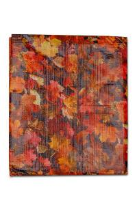 Plachta 6x6m - podzimní listí