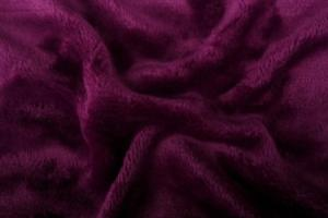 Náhled Prostěradlo mikroflanel SLEEP WELL® - 180x200 cm - tmavě fialová