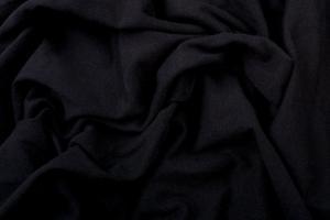 Náhled Prostěradlo 100% bavlna jersey – 90x200 cm - černá
