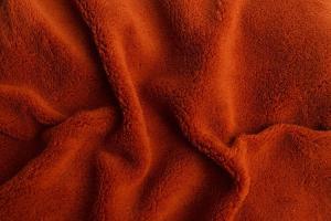 Náhled Prostěradlo mikroflanel SLEEP WELL® - 180x200 cm - terakota