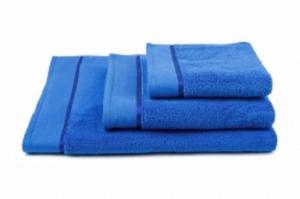 Náhled Osuška mikrobavlna SLEEP WELL® - 70x140cm - TMAVĚ MODRÁ
