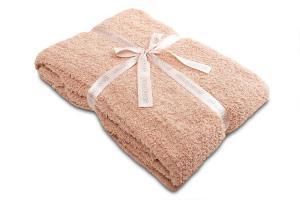 Náhled Luxusní deka SLEEP WELL® z mikrovlákna 150x200cm - LUXURY ČOKOLÁDA