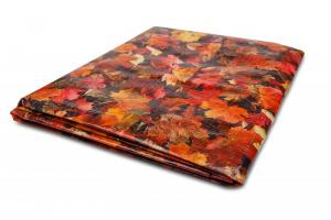 Náhled Podzimní listí - plachta 4x5m