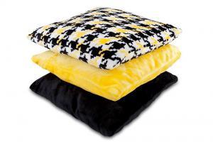 Náhled Povlak na polštářek Sleep Well® 40x40cm - KOHOUTÍ STOPA