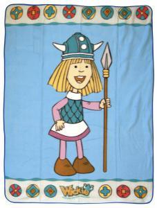 Náhled Dětská deka fleece 130x170 cm - VIKING