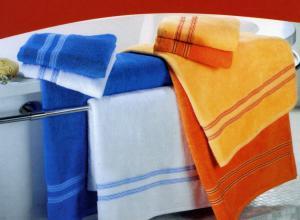 Náhled Froté ručník DUO - 50x100cm - 2ks v balení BÍLÁ
