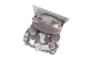 Dárkový set pro nejmenší SLEEP WELL® - LIŠTIČKA (deka+liška MIKROSPANDEX)