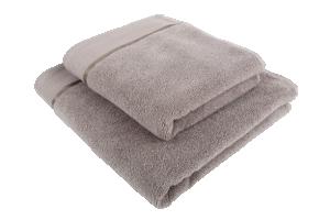 Náhled Osuška mikrobavlna SLEEP WELL® - 70x140cm - SVĚTLE ŠEDÁ