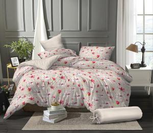 Náhled Povlečení mikroflanel na francouzkou postel MAGNOLIE - 2x70x90 cm + 200x240 cm, kolekce 2021