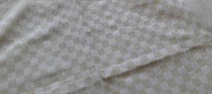 Pracovní ručník hladký 50x100cm - BÉŽOVÝ 1ks