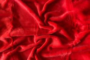 Náhled Prostěradlo mikroflanel SLEEP WELL® - 180x200cm - KIKKO červené