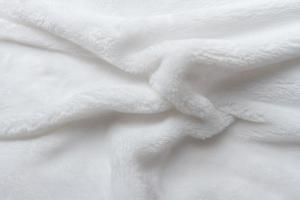 Náhled Prostěradlo mikroflanel SLEEP WELL® - 90x200 cm - bílá