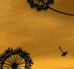 ROUŠKA/ÚSTENKA  jersey+spandex - PAMPELIŠKA, nejoblíběnější mezi našimi zákazníky