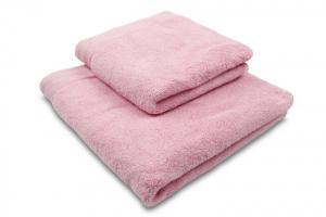 Náhled Ručník mikrobavlna SLEEP WELL® - 50x100 cm - RŮŽOVÁ