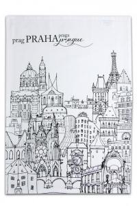 Náhled Suvenýr z Prahy - UTĚRKA PRAHA 1ks