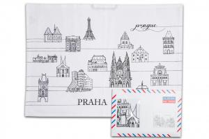 Náhled Suvenýr z Prahy - UTĚRKY PRAHA V OBÁLCE 3ks - malé obrázky