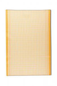 Svitap utěrky bambusové Malá kostka žlutá  - 3ks 50x70 cm