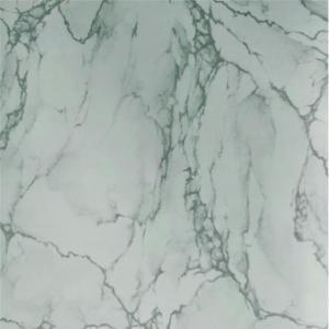 UBRUSOVINA PVC s textilním podkladem/PVC ubrus - vzor mramor bílý