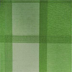 Náhled UBRUSOVINA PVC  s textilním podkladem/PVC ubrus - vzor plátno zelené
