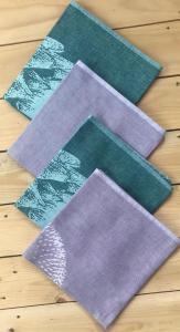 Svitap utěrky egyptská bavlna, žakárově tkaná ARTYČOK 50x70cm 3ks - ZELENÁ