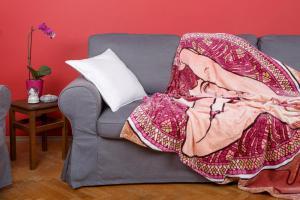 DEKA AMETYST, Alfons Mucha SLEEP WELL® - 150x200cm