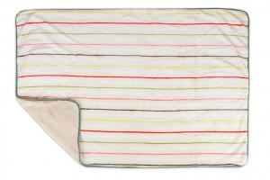 Dětská deka OVEČKA® 100x140 cm - LINKY