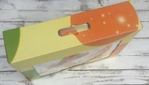 Extra jemná deka OVEČKA® 90x120 cm - SOVIČKA v dárkové krabici