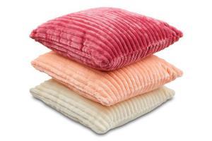 Povlak na polštářek Sleep Well® manžestr 40x40cm - MĚSÍČNÍ TŘPYT