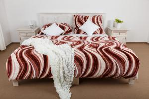 Povlečení mikroflanel SLEEP WELL® 70x90 cm + 140x200 cm - VLNY
