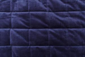 Deka OVEČKA® - Prošev s výplní 150x200 cm – TMAVĚ MODRÁ